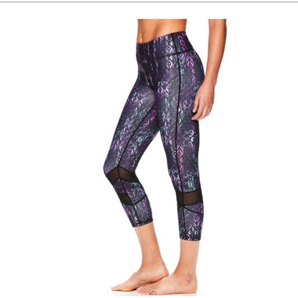 ffe8b81ad4 GAIAM Pants | Womens Om Align Yoga Capri Leggings | Poshmark